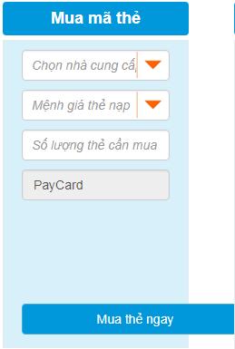mua card online